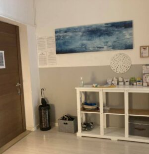 Ingresso /sala d'attesa